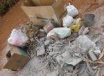 Irresponsabilidade: Continua descarte de lixo as margens da MT 240