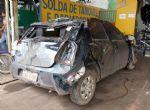 Prefeito de Ribeirão Cascalheira capota carro na BR 158
