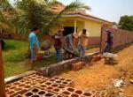Parceria entre gestão, CDCE e Pais viabiliza construção de muro