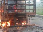 Três morrem em grave acidente na BR-158 próximo a Vila Rica