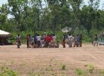 Família de Niquelândia (GO) arrecada roupas para os índios Xavantes; Água Boa News faz a entrega na Aldeia Serra Nova