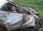 Jornalista Netão sofre acidente na BR 070