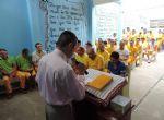 Penitenciária de Água Boa garante assistência religiosa aos internos