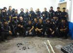 """Servidores penitenciários realizam """"Operação Corujão"""" em penitenciária de Água Boa"""