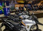 Governo entrega 94 motos para patrulhamento ostensivo da região metropolitana e interior