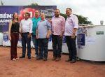 Governo entrega patrulha mecanizada e resfriadores de leite para região norte