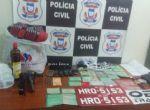 Polícia Civil prende membros de quadrilha de roubos de cargas e resgata motorista em Primavera do Leste