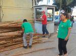 Movimentos sociais ocupam sede do Incra em Brasília e fazem até barracos de madeira