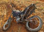 Mociclista morre vítima de acidente na BR-158 em Água Boa