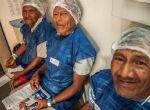 Caravana bate recorde e já são 1.885 cirurgias oftalmológicas