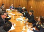 Empresários e políticos discutem BR-158, BR-080, MT-326 e ponte sobre Rio das Mortes