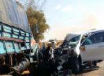 Tragédia - Empresários de MT morrem em acidente com caminhão em Goiás