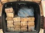 Água Boa – Operação integrada prende motorista com quase 200 kg de pasta base de cocaína em fundo falso de caminhão