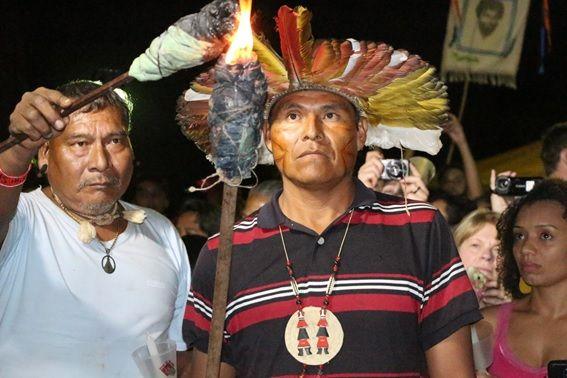 Guarani-Kaiowá: o grito de socorro na Romaria dos Mártires em Ribeirão Cascalheira