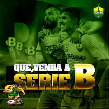 Futebol: Cuiabá faz história e está na Série B 2019