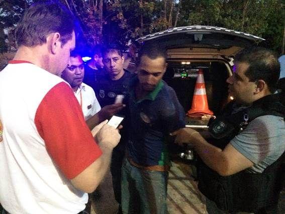 Canarana - Polícia prende três acusados de matarem o jovem Rodrigo Bueno