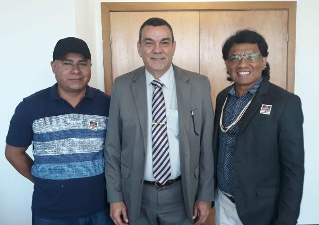 Xavante e Xerente pedem apoio da Funai para abertura turística e fortalecimento cultural