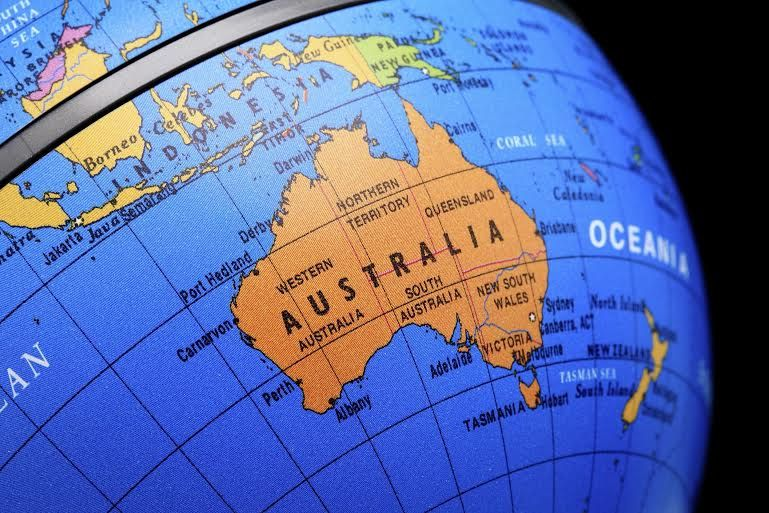 intercambio Austrália trabalhos