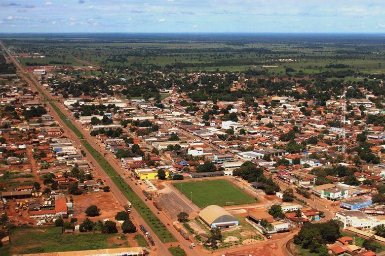 Confresa Mato Grosso fonte: www.aguaboanews.com.br