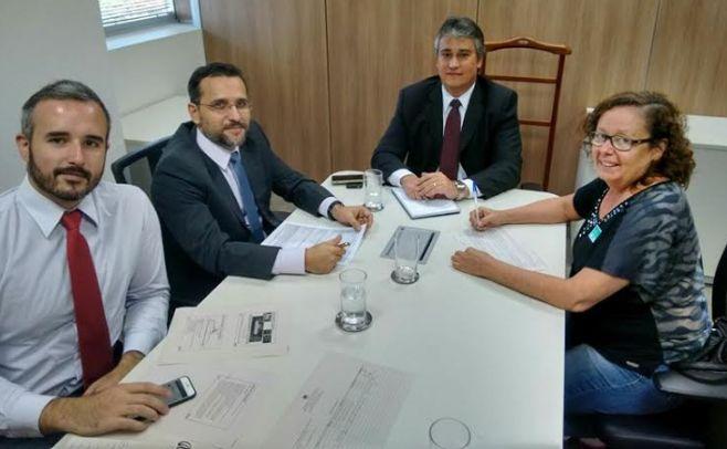 Relatório para homologação do aeroporto é apresentado à ANAC, diretor da Azul visita Barra nesta quarta