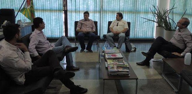 Diretores de empresa de abastecimento de aeronaves querem investir em Barra do Garças