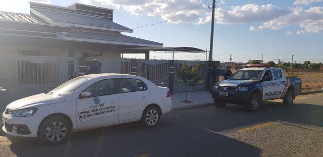 CRECI aciona a polícia e prendem falsos corretores no norte de MT