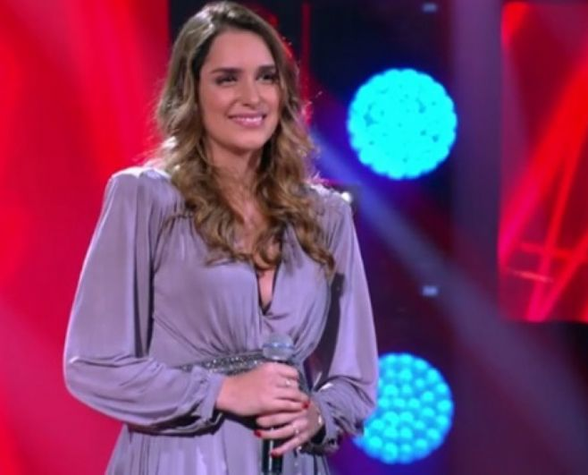 Cuiabana é classificada no The Voice e entra para time de Teló