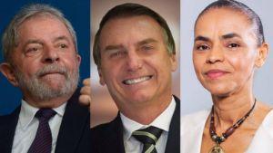 Corrida Presidencial em Mato Grosso - Ibope mostra Lula com 40%; Bolsonaro tem 23% e Marina 7%