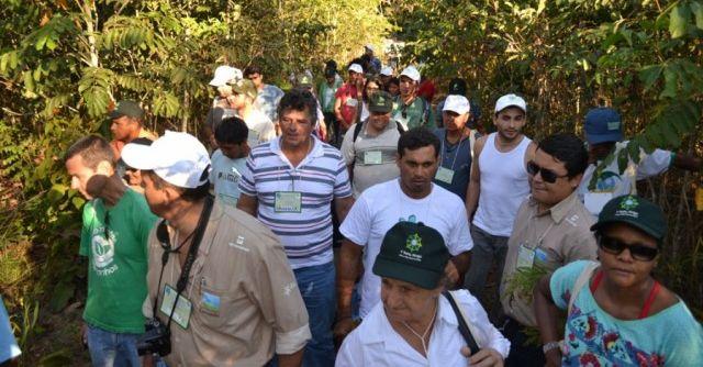 Após dois anos, Rede de Sementes do Xingu realiza 2ª Expedição