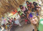 Faculdade Adventista da Bahia -  Missão Karajás 2017 realiza 150 atendimentos em uma aldeia na Ilha do Bananal no Tocantins